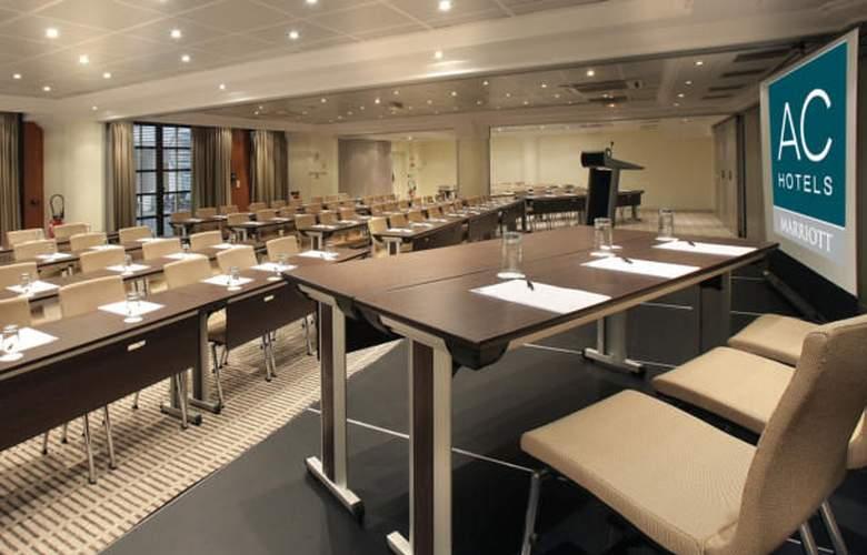 AC Hotel Ambassadeur Antibes - Juan les Pins - Conference - 26
