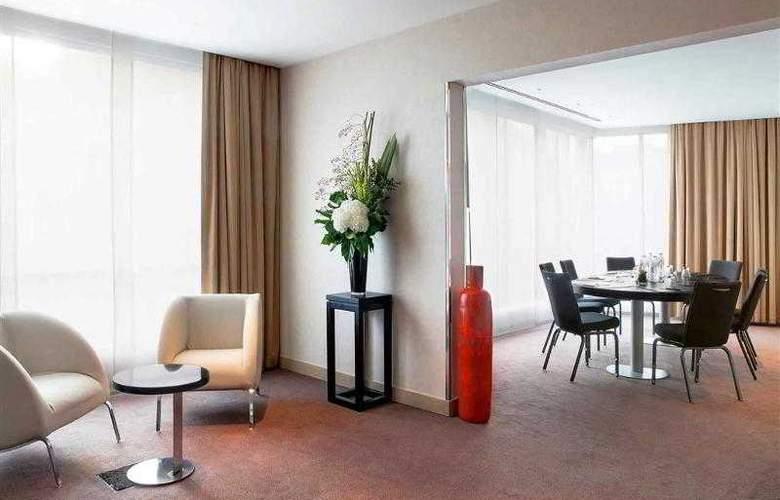 Sofitel Brussels Europe - Hotel - 22