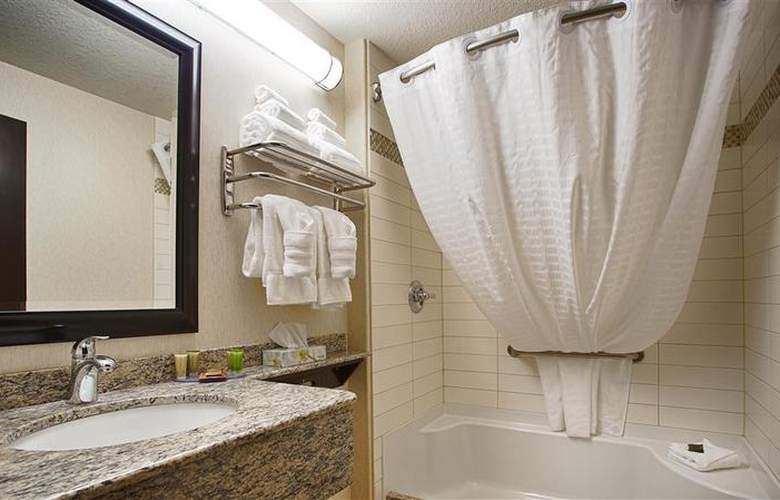 Best Western Plus The Inn At St. Albert - Room - 122
