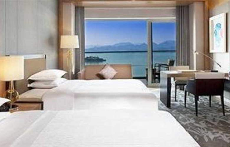 Sheraton Qiandao Lake Resort - Room - 26