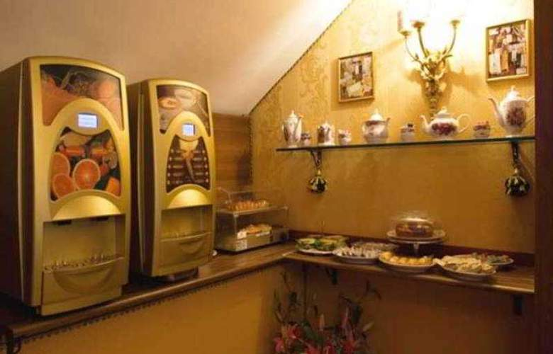 Residenza Ave Roma - Restaurant - 1