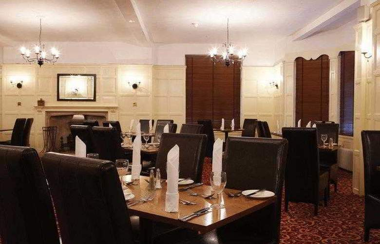 Best Western Linton Lodge Oxford - Hotel - 11