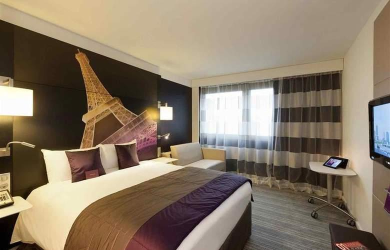 Mercure Paris Centre Tour Eiffel - Room - 2