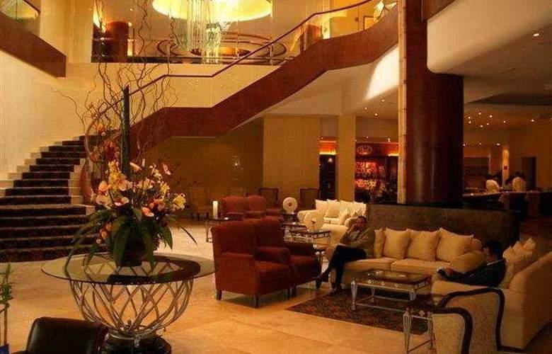 Crowne Plaza Hotel de Mexico - General - 1