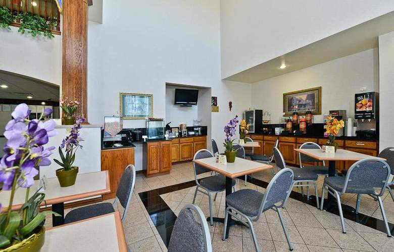 Best Western Fort Worth Inn & Suites - Restaurant - 86