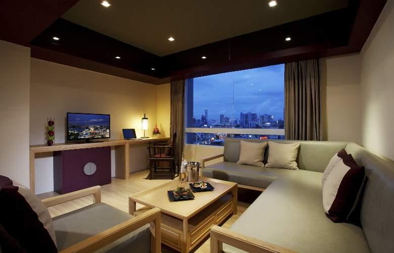 Prime Hotel Central Station Bangkok - Room - 27