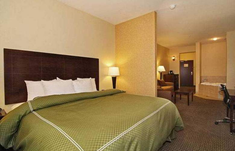 Comfort Suites Rapid City - Room - 5