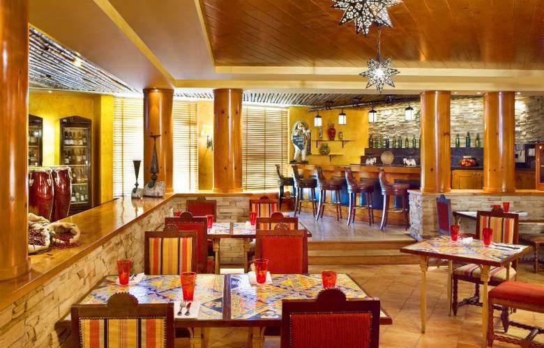 Sheraton Abu Dhabi Hotel & Resort - Restaurant - 35