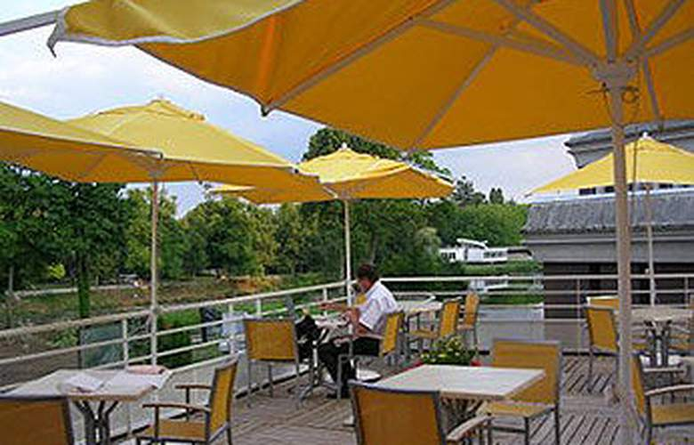 Mercure Epinal Centre - Terrace - 6