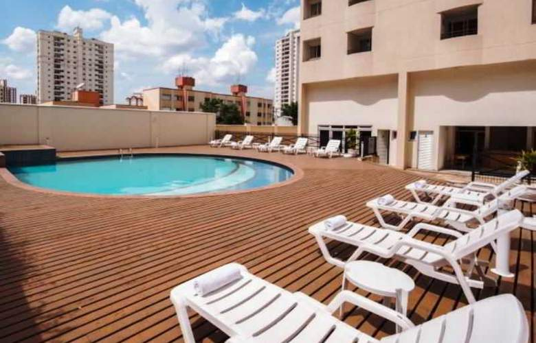 Blue Tree Tower Santo Andre - Pool - 12