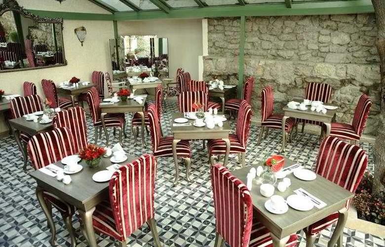 Erten Konak - Restaurant - 6