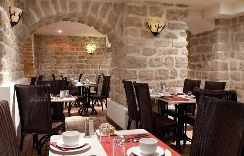 Berne Opera Hotel - Restaurant - 12