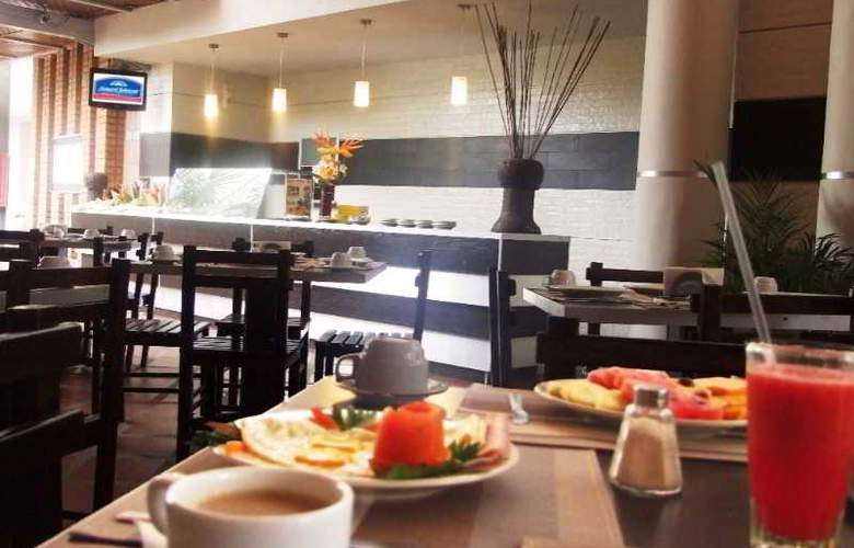 Maracaibo Suites - Restaurant - 2