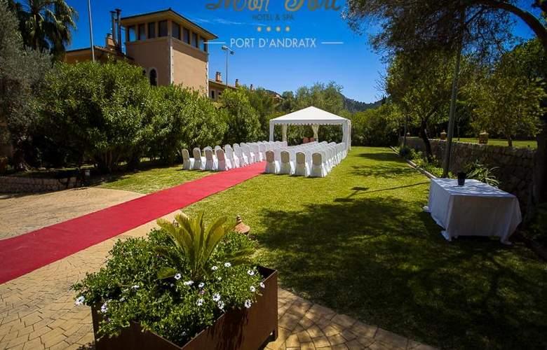 Mon Port Hotel Spa - Terrace - 219