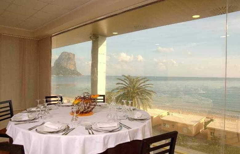 Bahia Calpe - Restaurant - 12