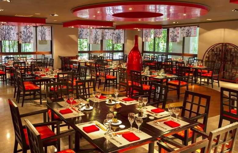 Sandos Playacar Beach Experience Resort - Restaurant - 21