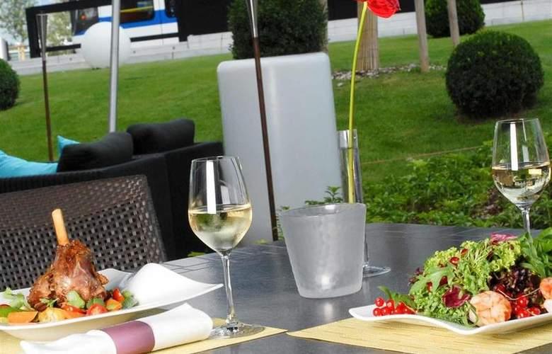 Novotel Zurich Airport Messe - Restaurant - 42