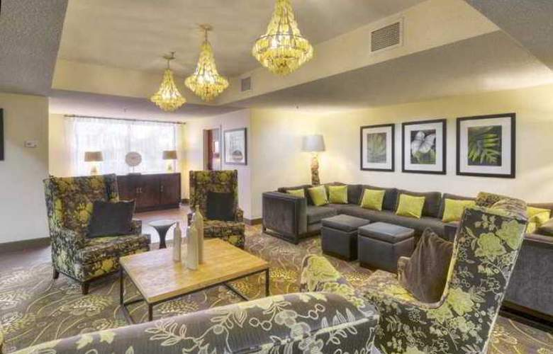 Hampton Inn Georgetown-Marina - Hotel - 1