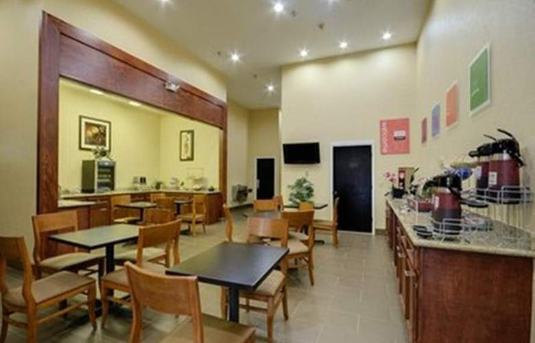 Comfort Suites (Houston/Suburbs) - Restaurant - 15