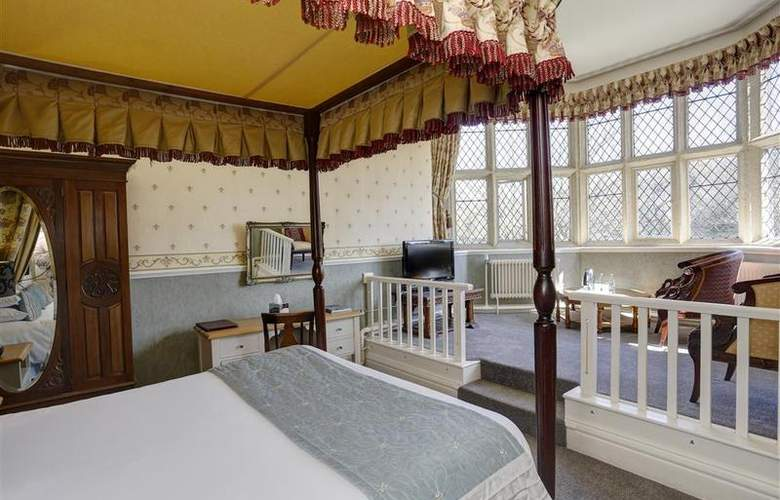 Best Western Walworth Castle Hotel - Room - 75