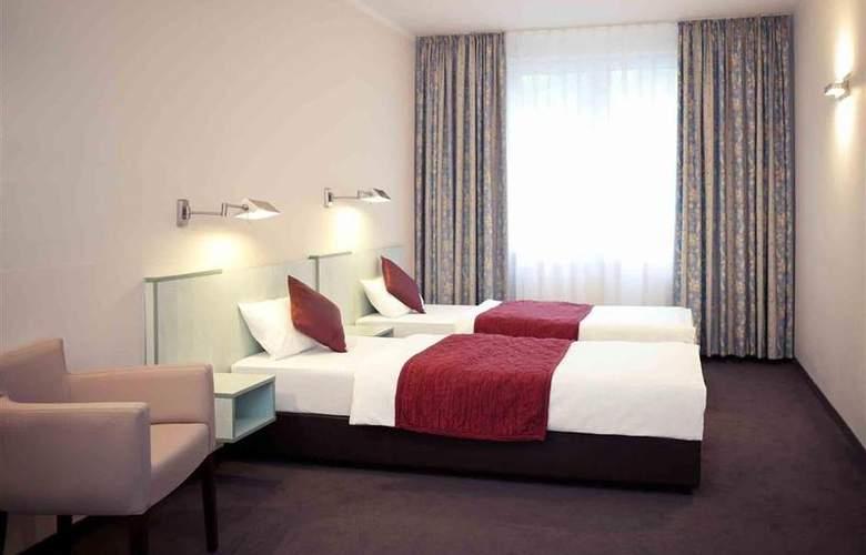 Mercure Hotel Frankfurt City Messe - Room - 19