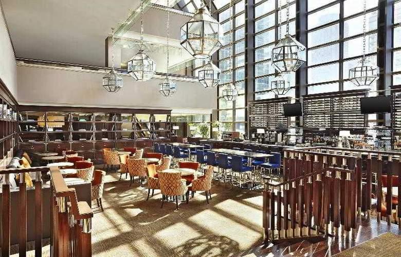 Le Centre Sheraton Hotel Montreal - Bar - 4