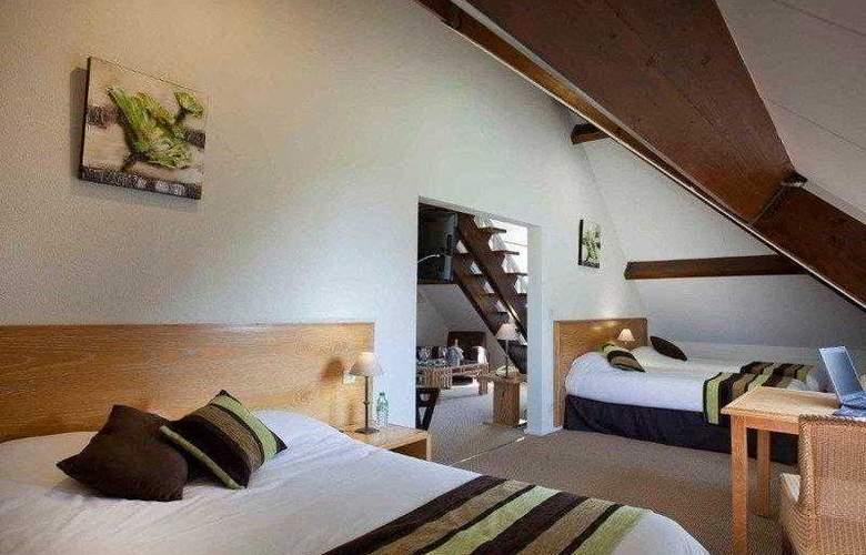 Manoir de Beauvoir - Hotel - 9