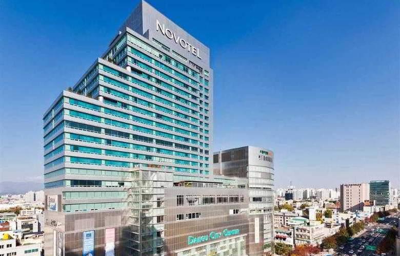 Novotel Ambassador Daegu - Hotel - 20