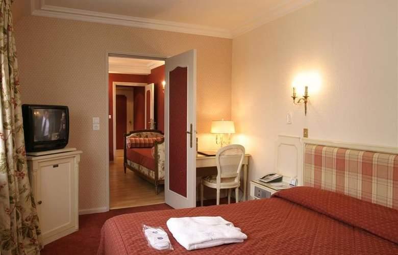 Best Western Hotel Victor Hugo - Room - 15