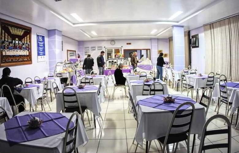 Hotel Tres Fronteiras - Restaurant - 2