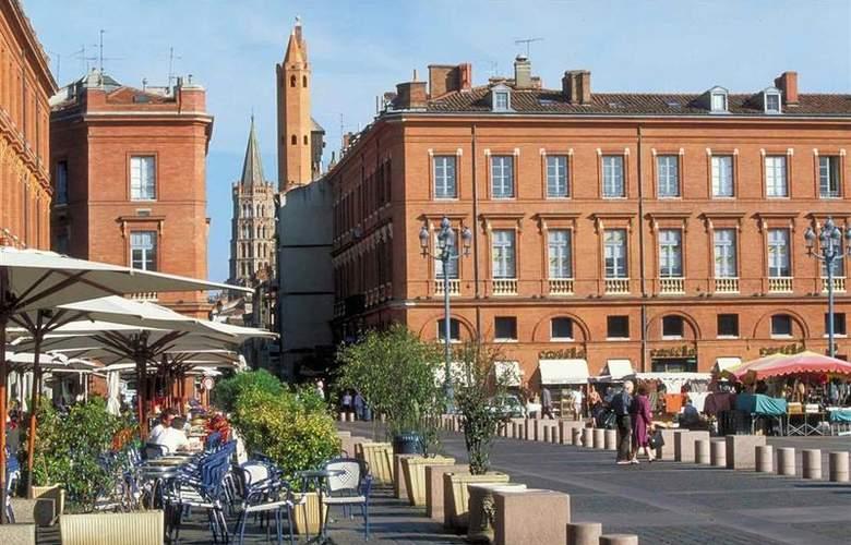 Mercure Toulouse Centre Compans - Hotel - 39