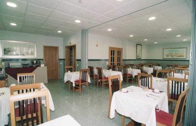 Residencial Horizonte - Restaurant - 6