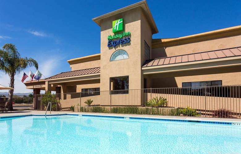 Holiday Inn Express Lompoc - Hotel - 1