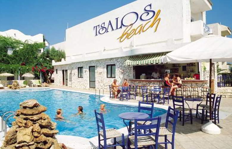 Tsalos Beach - Hotel - 6