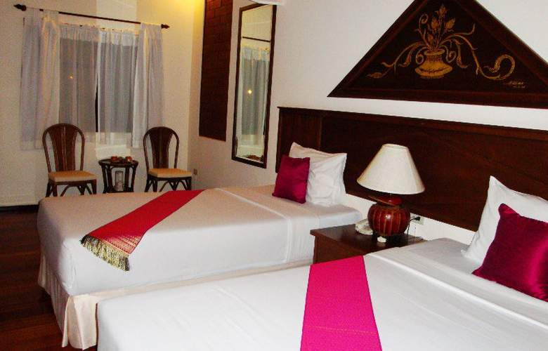 Golden Pine Resort Chiang Rai - Room - 2