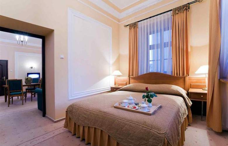 Mercure Zamosc Stare Miasto - Room - 9