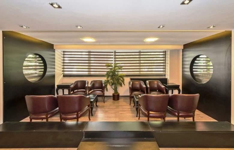 Erbazlar hotel - Bar - 5