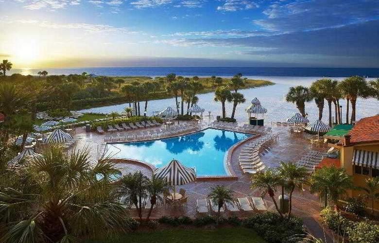 Sheraton Sand Key Resort - Pool - 27