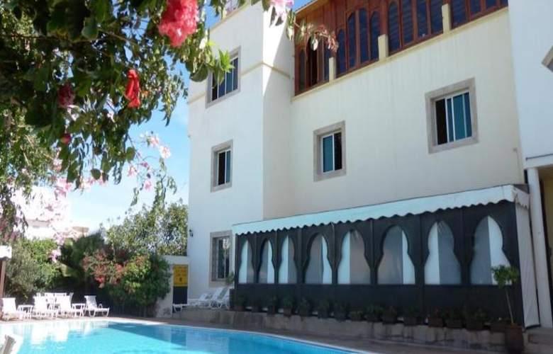 Riad Zahra - Pool - 48