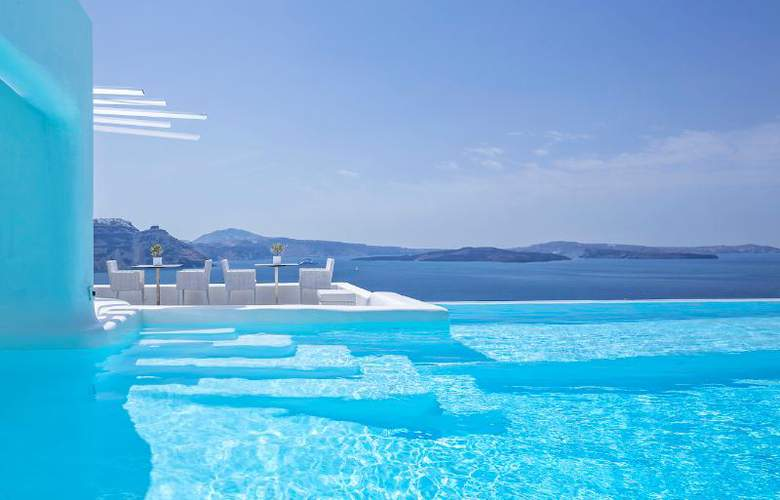 Canaves Oia - Pool - 3