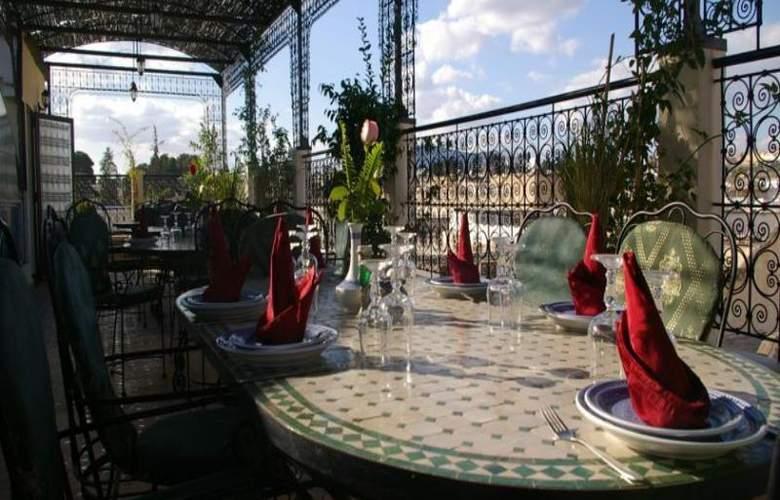 La Perle De La Medina - Terrace - 46