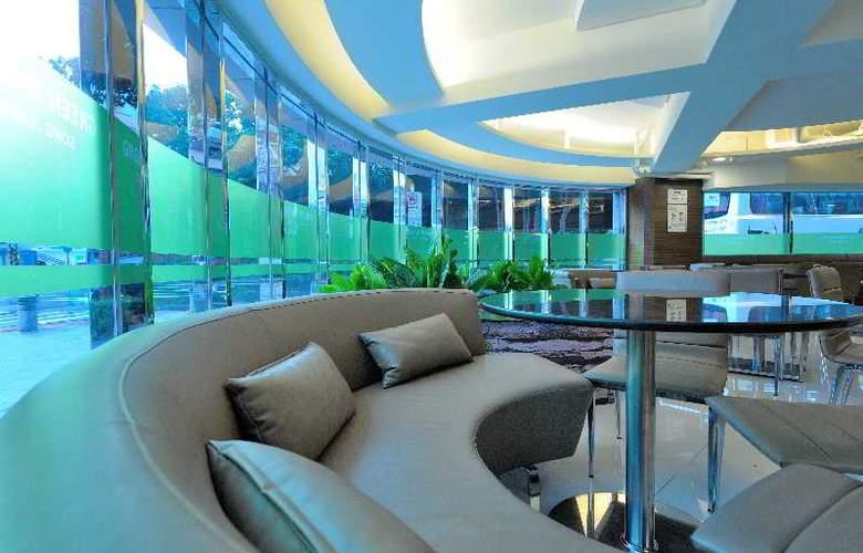 Green World Hotel Song Jiang - Restaurant - 10