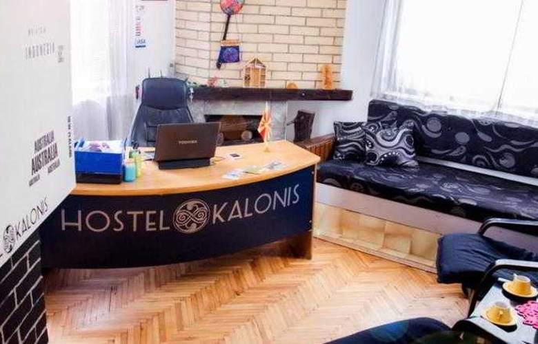 Kalonis Hostel - General - 1