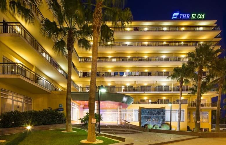 THB El Cid - Hotel - 11