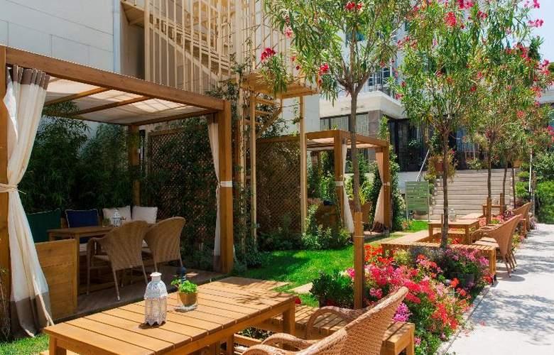Sura Hagia Sophia Hotel - Terrace - 80