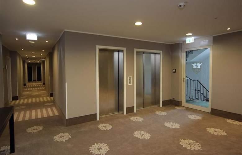 Best Western Parkhotel Wittekindshof - Hotel - 5