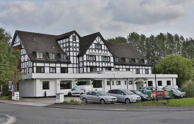 Best Western Barons Court Hotel - Hotel - 10