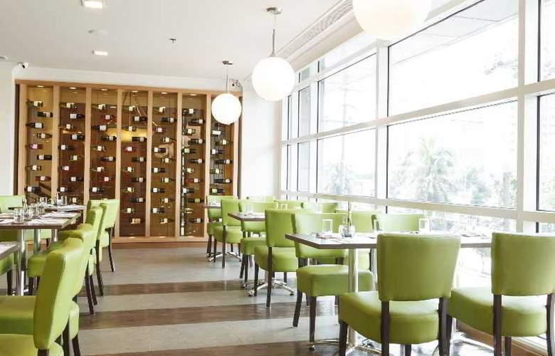 The Linden Suites - Restaurant - 12