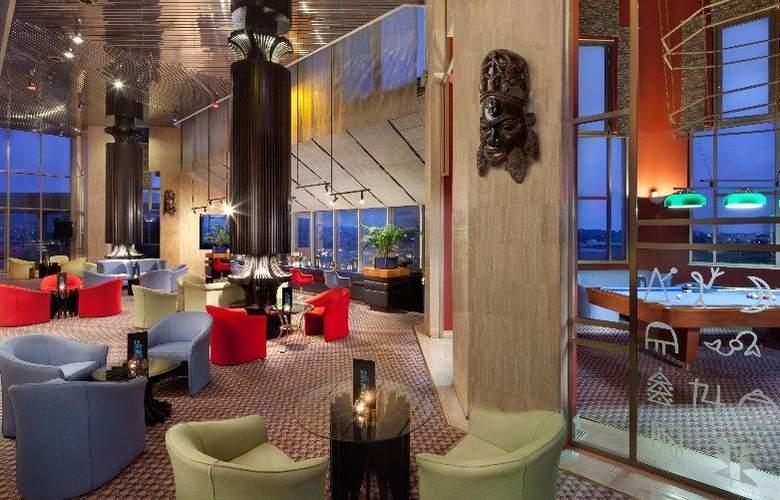Hilton Yaounde hotel - Bar - 11