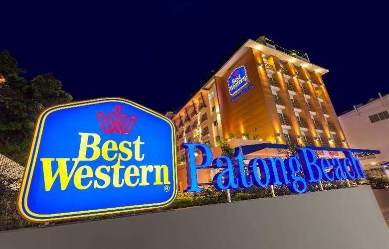 Best Western Patong Beach - Hotel - 7